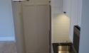 fridge-wainscoting