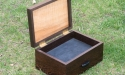 box lid open