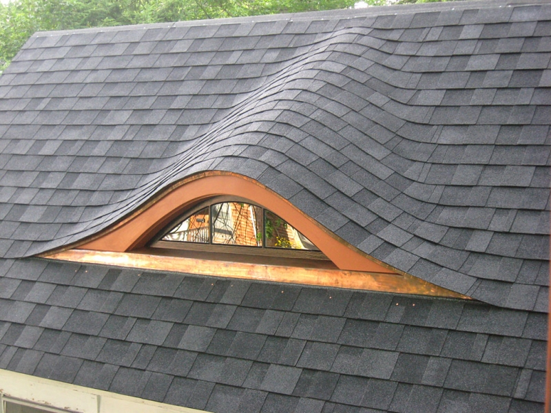 Custom Eyebrow Dormer