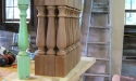 Hand Turned Balusters