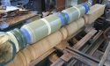 stacked-posts-on-lathe