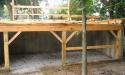 Timberframe Basement