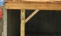 Timberframe Diagonal Brace