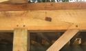 Timberframe Scarf Joint