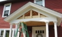 porch trim
