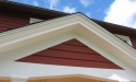 gable end clapboards